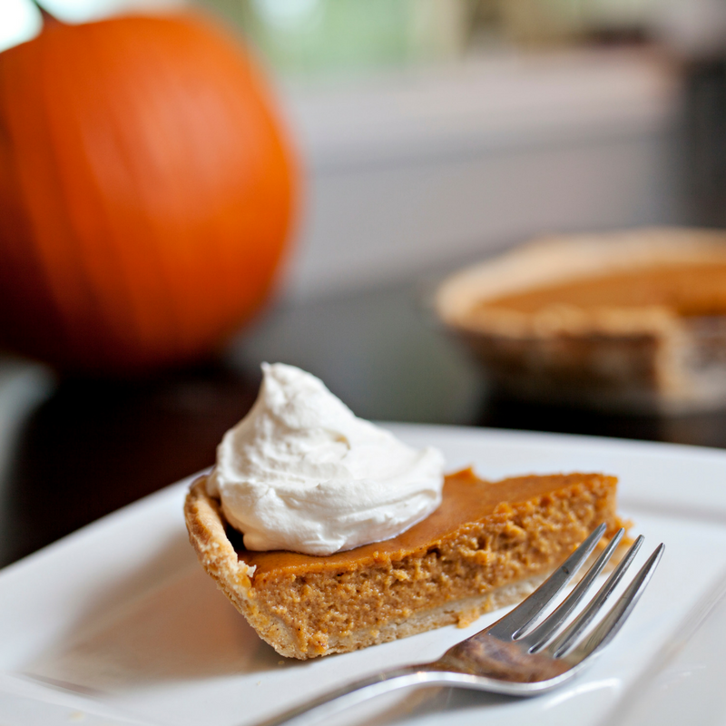 Pumpkin Pie USA best desserts around the world