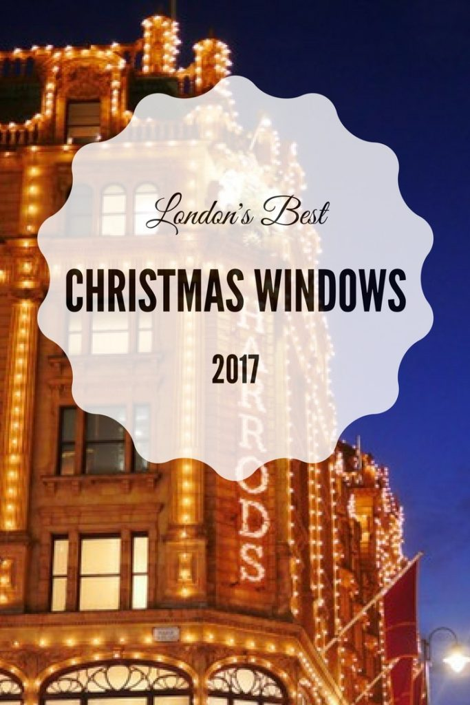 2017 Best Christmas windows in London