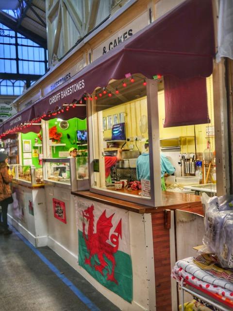 Cardiff Bakestones welsh cakes