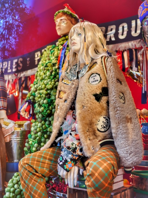Selfridges 2017 Christmas Window