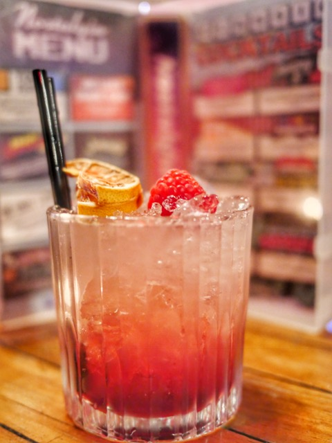 Ten Mill Lane Nostalgic cocktails