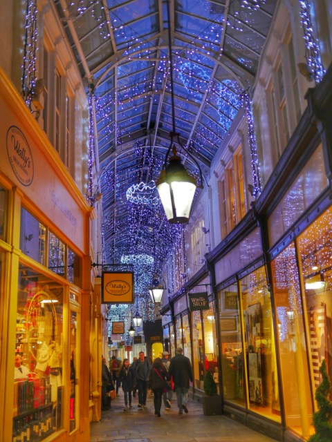 Wally's Delicatessen and Kaffeehaus in Royal Arcade