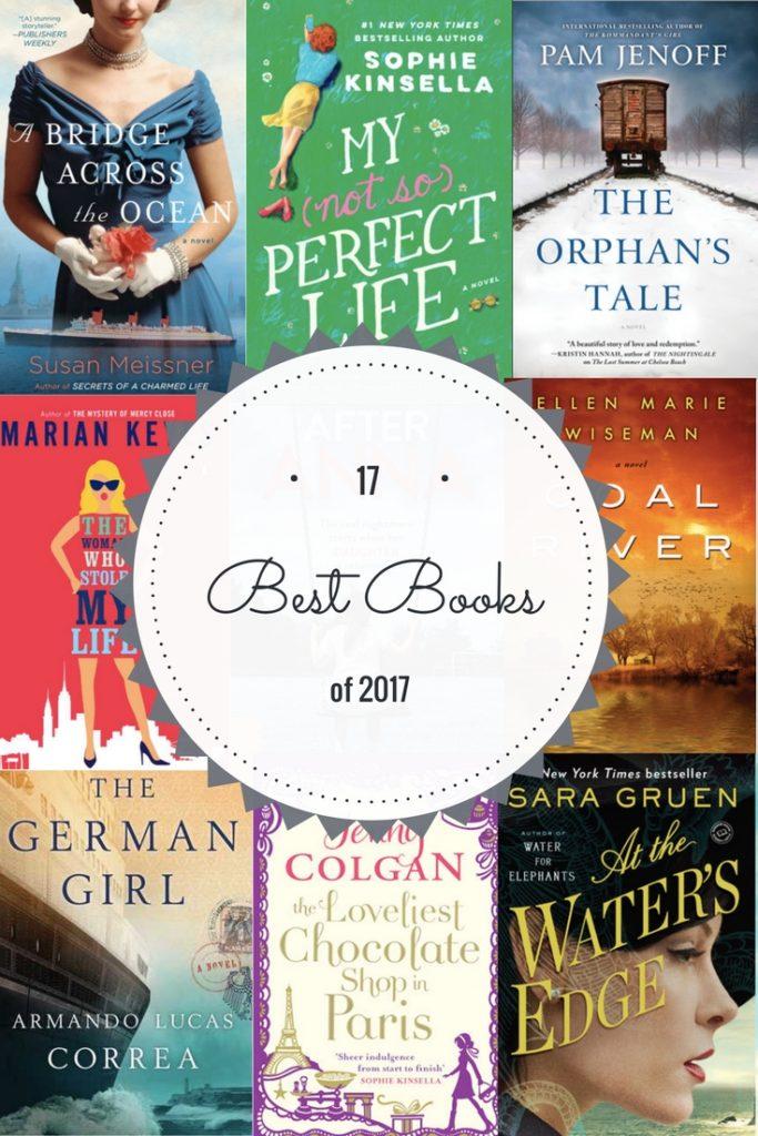 17 best books of 2017