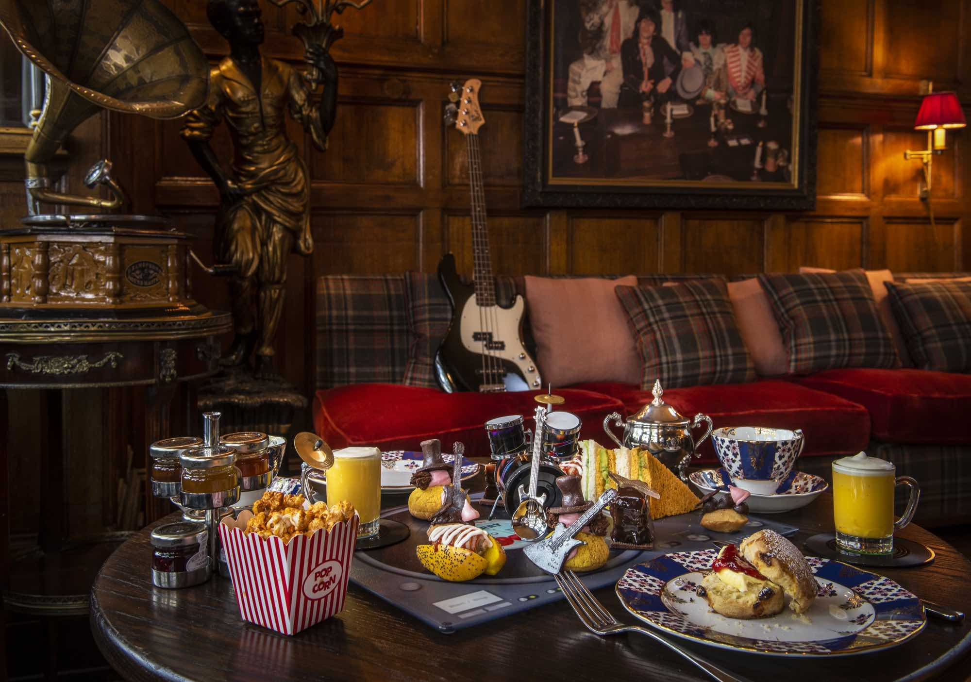 Quirky afternoon tea in London: 2019's best spots for a spot of tea