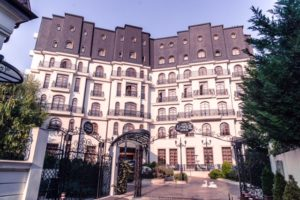 Hotel Epoque Bucharest Romania