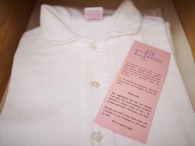 La Bastide de Moustiers nightgown