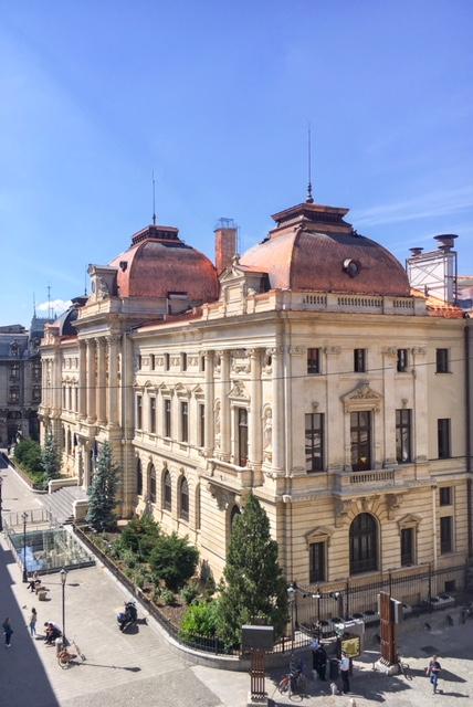 Little Bucharest Hostel exterior