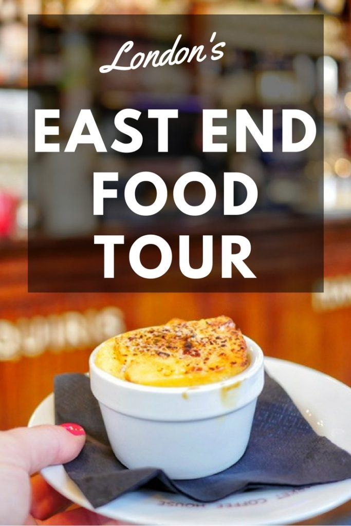 London's East End Food Tour with Eating Europe