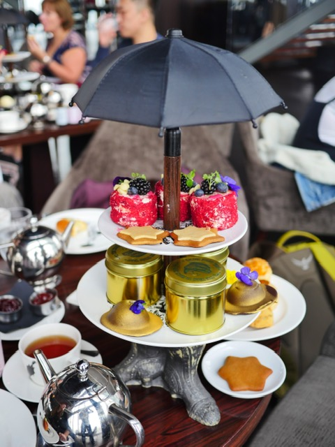 Mary Poppins Tea at The Shard