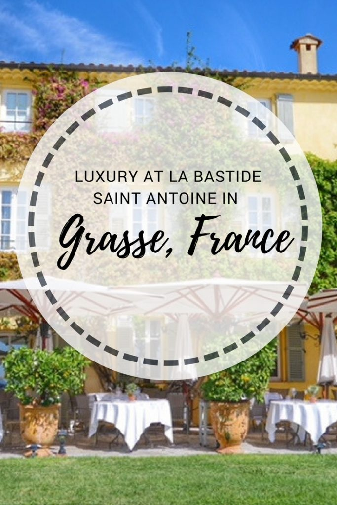 La Bastide Saint Antoine Grasse France