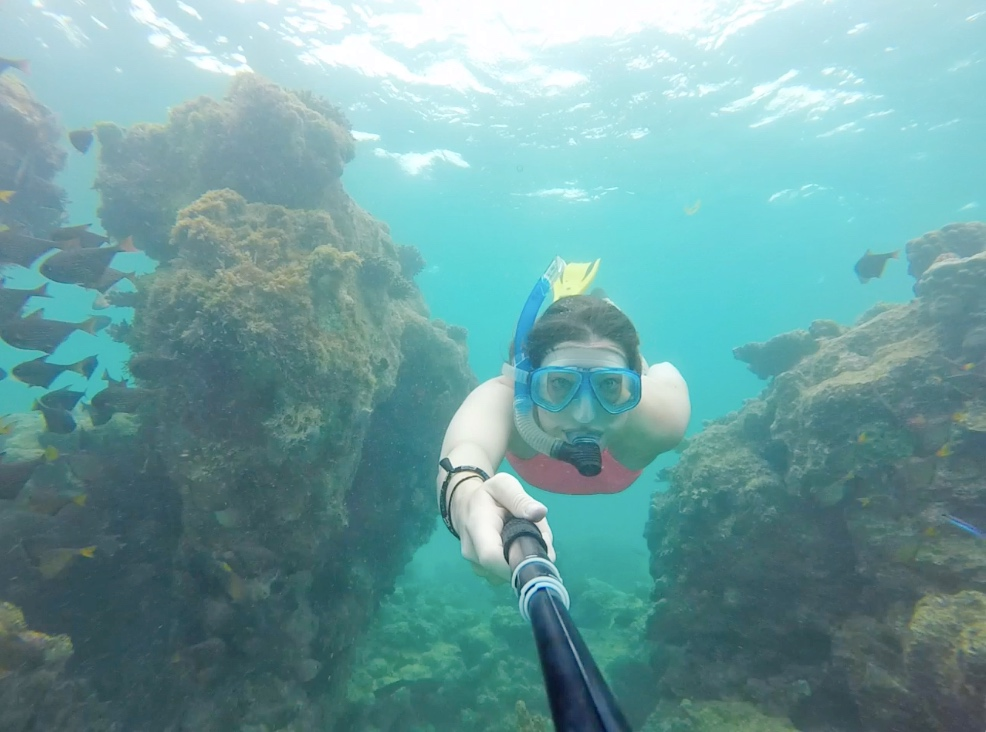 Snorkeling Exmouth