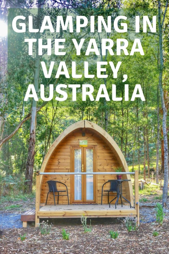 Glamping in the Yarra Valley, Australia with Glamping Hub