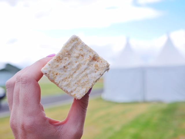 Yarra Glen Racecourse Market gluten free marshmallow