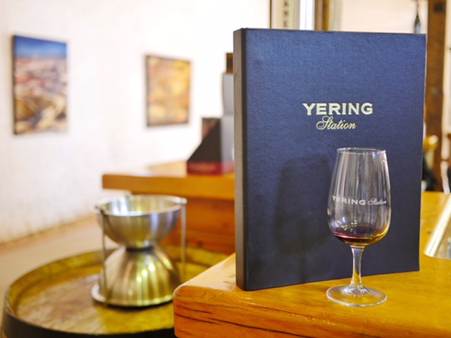 Yering Station wine