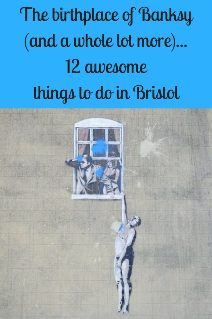 12 awesome things to do in Bristol