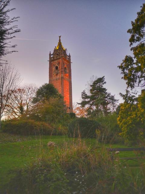 Cabot Tower Bristol UK