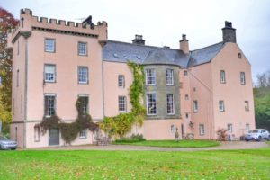 Castle of Park - best castle accommodation in Scotland