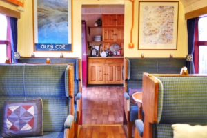 A castle, a pod, a Harry Potter train and other unusual accommodation in Scotland