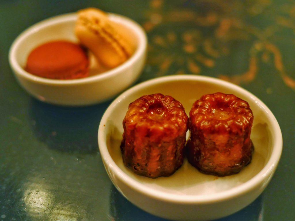 Le Dokhan sweets