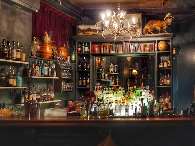 Milk Thistle Speakeasy Bar Bristol