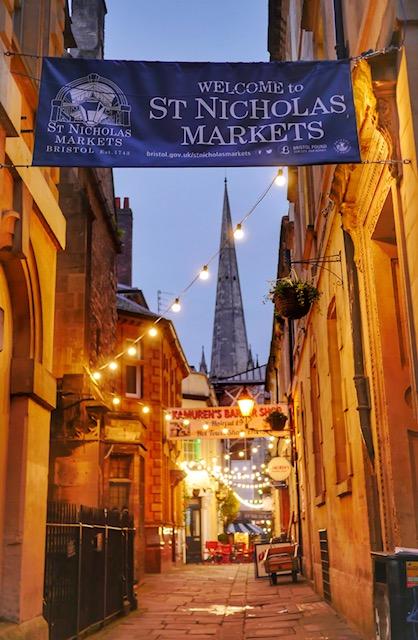 St. Nicholas Market Bristol