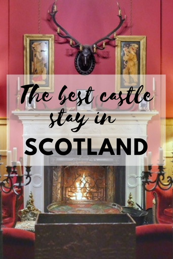 The best castle accommodation in Scotland - Castle of Park