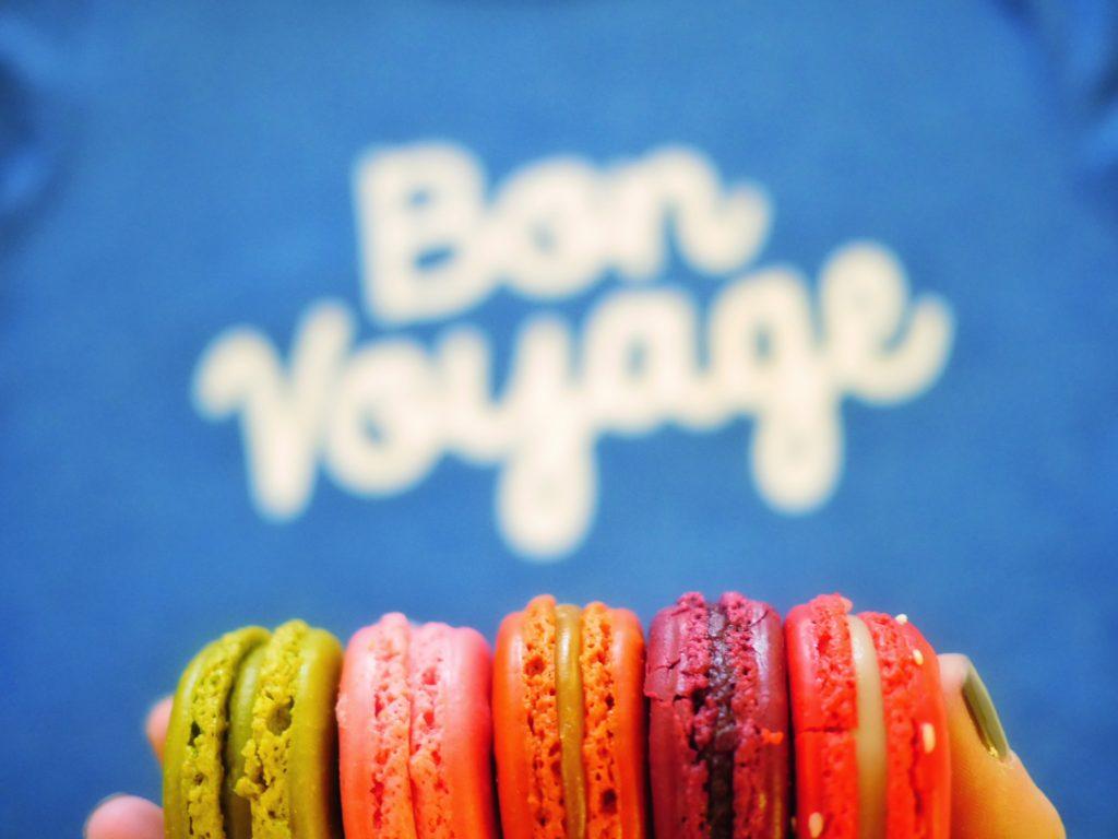 the best macarons in Paris