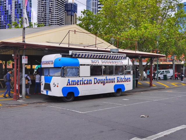 American Doughnut Kitchen Melbourne