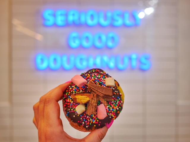 Bistro Morgan Doughnut Melbourne
