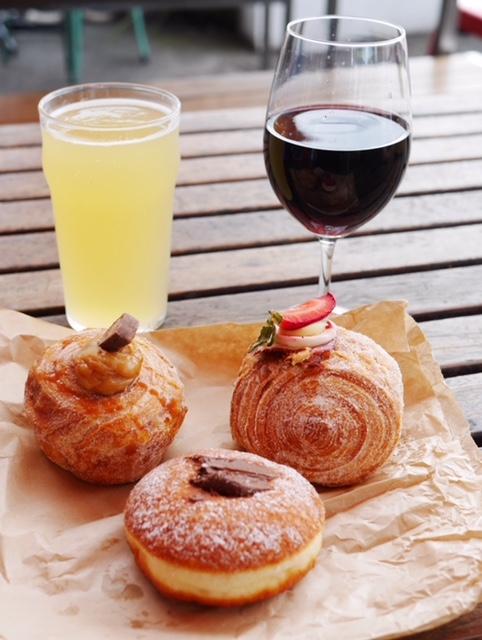 La Lapa South Melbourne Market donuts