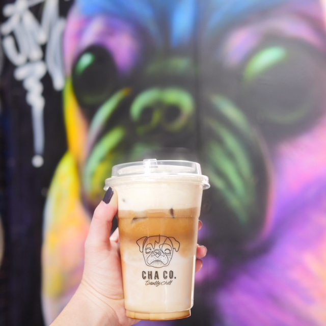 Melbourne's first cream cheese latte