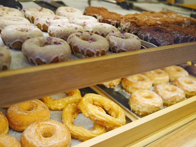 Short Stop Donuts