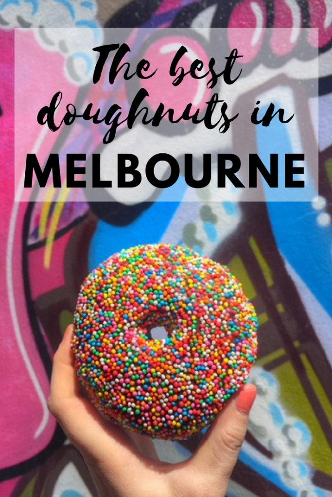 The best doughnuts in Melbourne Australia