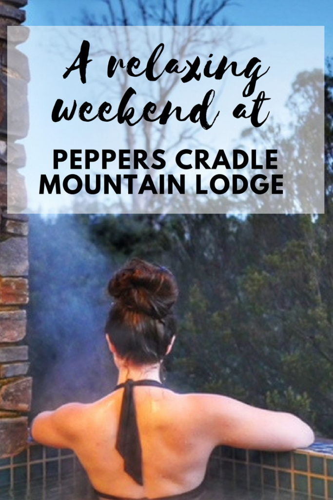 Relaxing weekend at Cradle Mountain Lodge