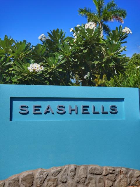 Seashells Broome entrance
