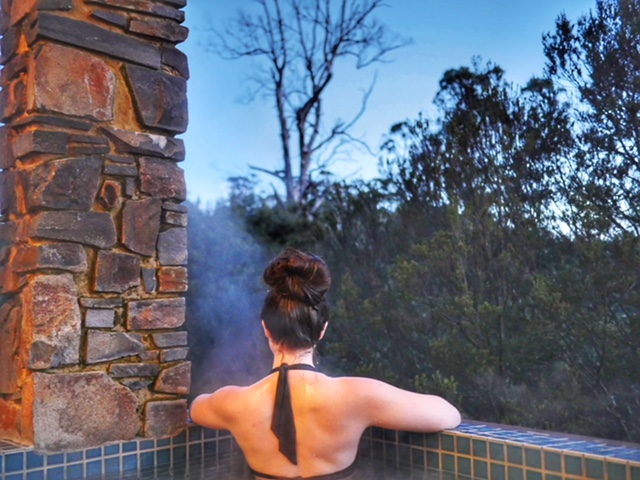 The Sanctuary at Waldheim Spa Peppers Cradle Mountain Lodge