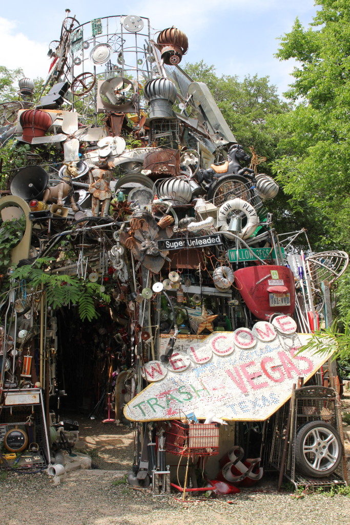 Austin's Cathedral of Junk