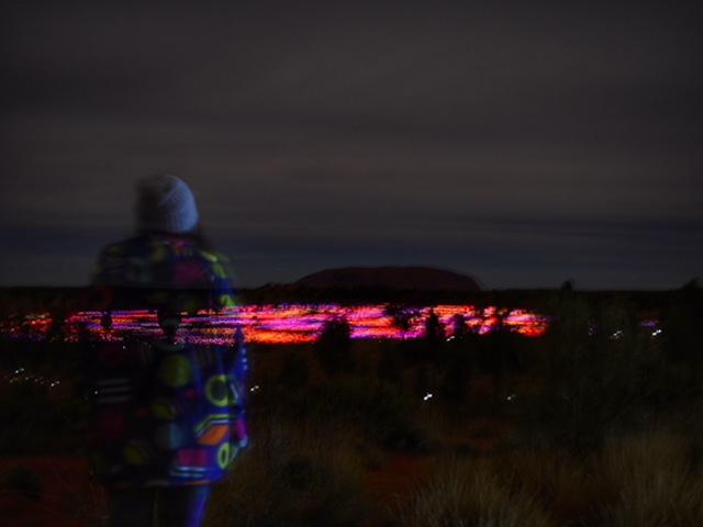 FIeld of Lights Uluru