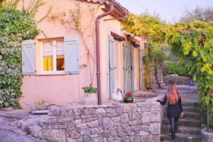 La Pitchoune -Julia Child's summer home in Provence