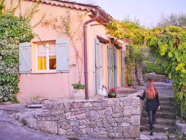 La Pitchoune -Julia Child's summer home in Provence