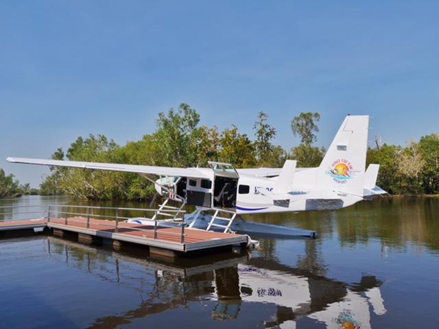 Outback Floatplane Darwin