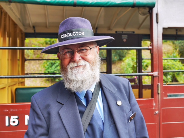 Puffing Billy Conductor Melbourne
