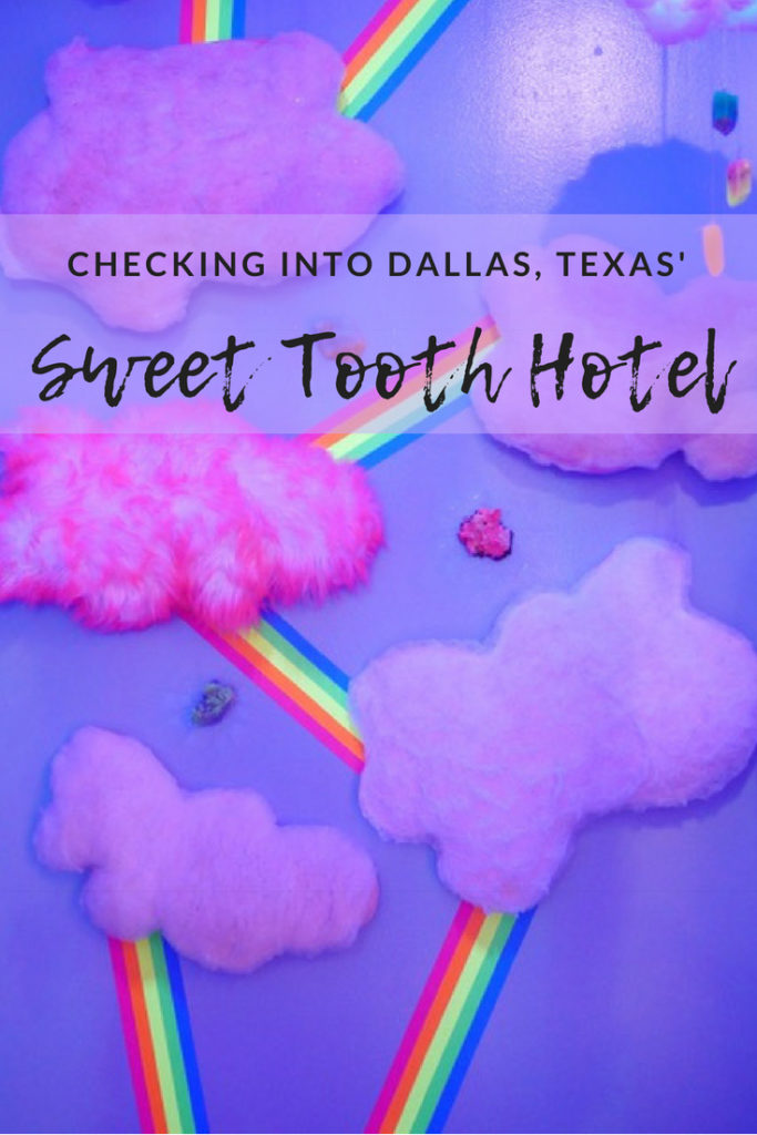 Sweet Tooth Hotel - Dallas, Texas