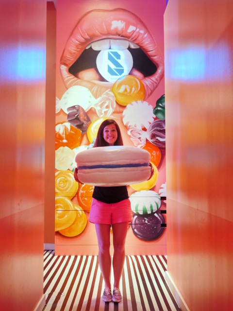 Sweet Tooth Hotel Jeremy Biggers mural Dallas