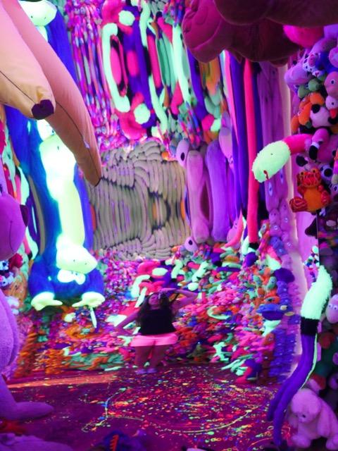 Sweet Tooth Hotel crazy mirrorv