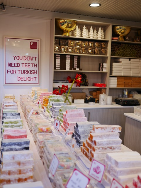 Turkish Delight at Prahran Market