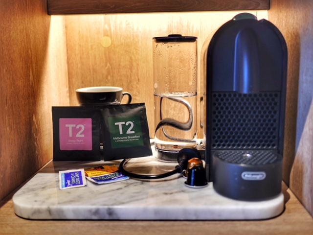 Tribe Perth T2 and Nespresso pods
