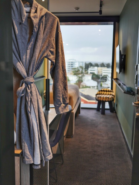 Tribe Perth bathrobe