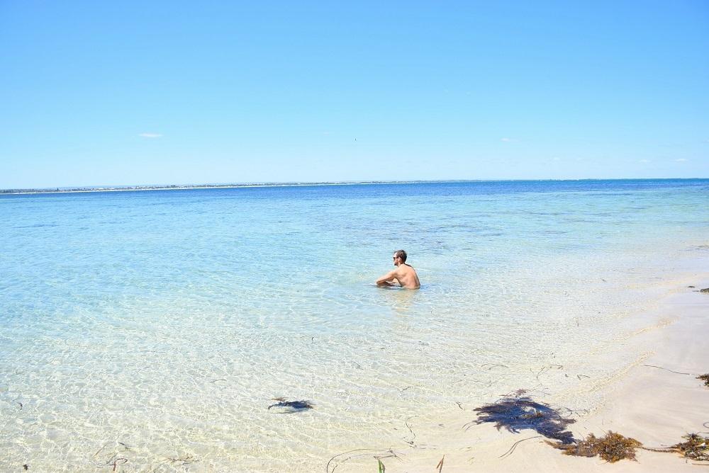 perth has beautiful beaches