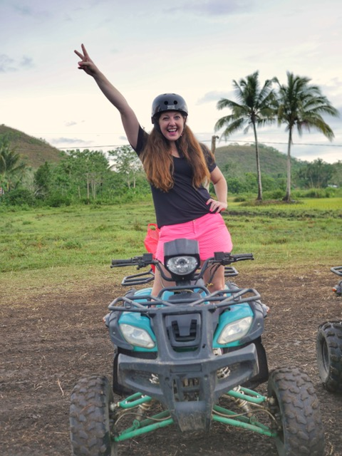 BetterMan Tours - Bohol Day Tour - ATV Chocolate Hills